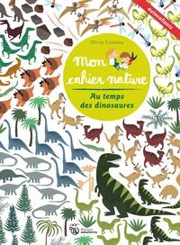 Goodtastepolice.fr Mon cahier nature - Au temps des dinosaures Image