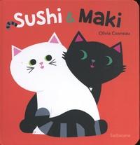 Olivia Cosneau - Sushi & Maki.