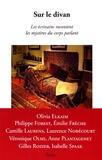 Olivia Elkaim - Sur le divan - Les écrivains racontent les mystères du corps parlant.