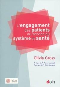Olivia Gross - L'engagement des patients au service du système de santé.