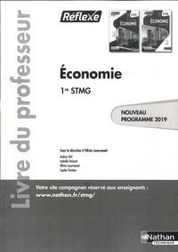 Olivia Lenormand et Audrey Buf - Economie 1re STMG Reflexe - Livre du  professeur.