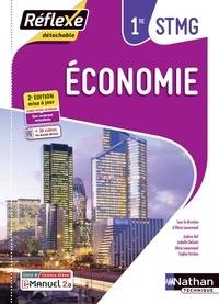 Olivia Lenormand et Audrey Buf - Economie 1re STMG - Livre + Licence élève.