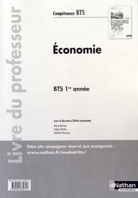 Olivia Lenormand - Economie BTS 1re année - Livre du professeur.
