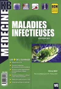 Olivia May - Maladies infectieuses - ECN.