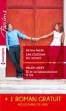Olivia Miles et Helen Lacey - Les chaînes du secret - Si je m'abandonne à toi - Un délicieux chantage - (promotion).