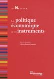 Olivia Montel-Dumont - La politique économique et ses instruments.