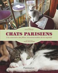 Olivia Snaije - Chats parisiens.
