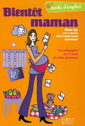 Olivia Toja - Bientôt maman - Grossesse mode d'emploi.