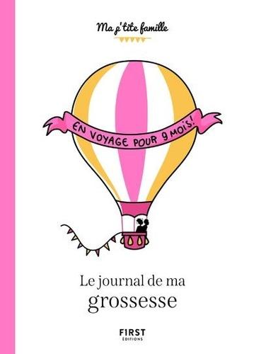 Le journal de ma grossesse 3e édition