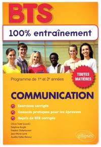 Olivia Trotel - BTS Communication - Programme de 1re et 2e années toutes matières.