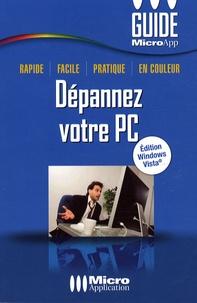 Olivier Abou - Dépannez votre PC.