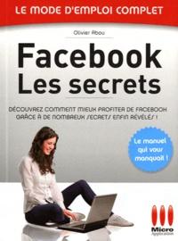 Olivier Abou - Facebook - Les secrets.