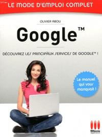 Olivier Abou - Google.