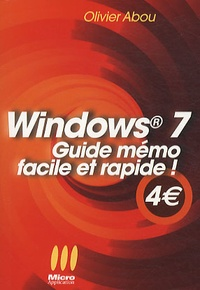 Olivier Abou - Windows 7.