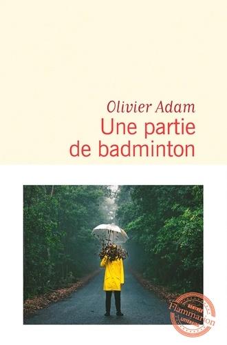 Une partie de badminton - Format ePub - 9782081382480 - 14,99 €