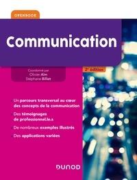 Olivier Aïm et Stéphane Billiet - Communication - 2e éd.