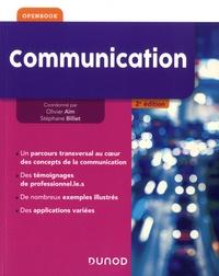 Olivier Aïm et Stéphane Billiet - Communication.