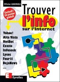Olivier Andrieu - Trouver l'info sur l'Internet.