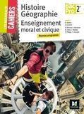 Olivier Apollon et Christophe Escartin - Histoire Géographie Enseignement moral et civique 2de Bac Pro.
