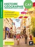 Olivier Apollon et Christophe Escartin - Histoire-Géographie-Enseignement moral et civique CAP Les nouveaux cahiers.