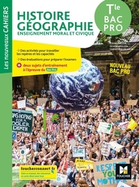 Olivier Apollon et Christophe Escartin - Histoire Géographie Enseignement moral et civique Tle Bac pro Les nouveaux cahiers.
