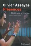 Olivier Assayas - Présences - Ecrits sur le cinéma.