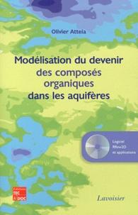 Modélisation du devenir des composés organiques dans les aquifères - Logiciel Rflow2D et applications.pdf