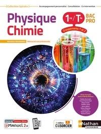Olivier Aumaire et Jessica Estevez-Brienne - Physique Chimie 1re/Tle Bac Pro Groupements 1 et 2 Spirales.