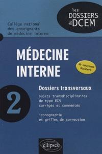 Olivier Aumaître et Hervé Lévesque - Médecine interne tome 2.