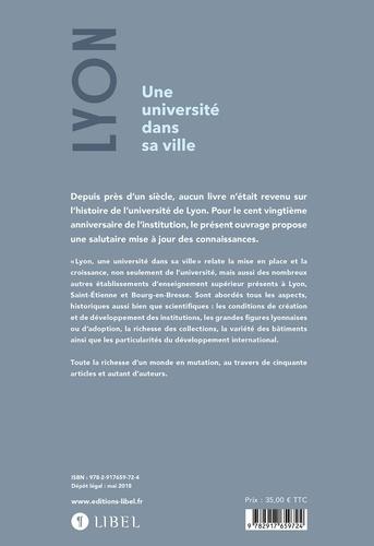 Lyon, une université dans sa ville
