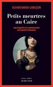Livres gratuits en ligne download pdf Une enquête du commissaire aux morts étranges 9782330122102  par Olivier Barde-Cabuçon (Litterature Francaise)