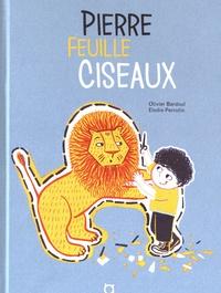 Olivier Bardoul et Elodie Perrotin - Pierre, feuille, ciseaux.