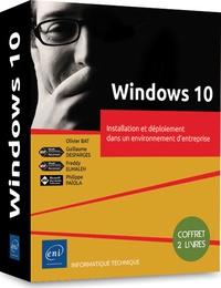 Windows 10 - Installation et déploiement dans un environnement dentreprise, 2 volumes.pdf