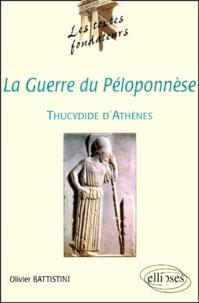 Checkpointfrance.fr La Guerre du Péloponnèse, Thucydide d'Athènes Image