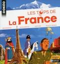 Olivier Bauer et Sandrine Mirza - Les tops de la France.