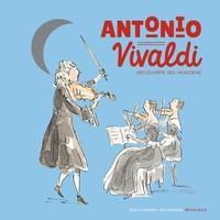 Olivier Baumont et Charlotte Voake - Antonio Vivaldi. 1 CD audio