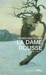 Olivier Beetschen - Dame rousse.