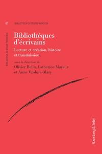 Deedr.fr Bibliothèques d'écrivains - Lecture et création, histoire et transmission Image