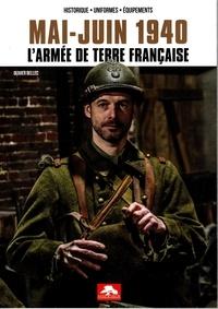 Olivier Bellec - Mai-juin 1940, l'armée de terre française.