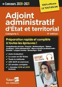 Olivier Bellégo et Anne-Marie Bonnerot - Adjoint administratif d'Etat et territorial - Concours / Catégorie C.