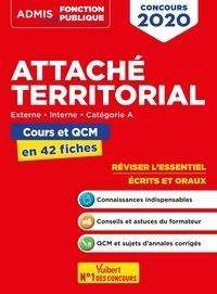 Olivier Bellégo - Attaché territorial externe, interne, catégorie A - Cours et QCM en 42 fiches.