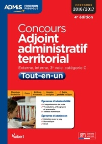 Olivier Bellégo - Concours Adjoint administratif territorial.