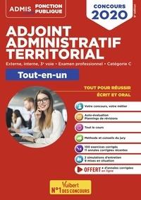 Olivier Bellégo - Concours adjoint administratif territorial - Tout-en-un.