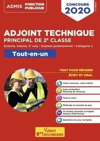 Olivier Bellégo - Concours adjoint technique principal de 2e classe - Externe, interne, 3e voie, examen professionnel, catégorie C - Tout-en-un.