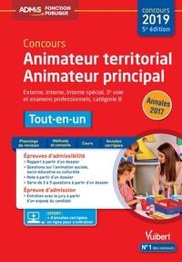 Olivier Bellégo - Concours Animateur territorial Animateur principal externe, interne, interne spécial, 3e voie et examens professionnels, catégorie B - Tout-en-un.
