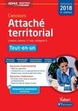 Olivier Bellégo - Concours Attaché territorial Tout-en-un - Externe, Interne, 3e voie, Catégorie A.