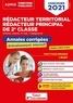 Olivier Bellégo - Concours Rédacteur territorial, Rédacteur principal externe, interne, 3e voie, catégorie B - Annales corrigées, entraînement intensif.
