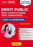 Olivier Bellégo et Frédéric Ingelaere - Droit public, Droit constitutionnel - Droit administratif - Concours et examens professionnels, catégorie A et B.
