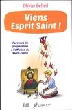 Olivier Belleil - Viens esprit sain ! - Parcours de préparation à l'effusion du Saint-Esprit.