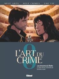 Olivier Berlion et Marc Omeyer - L'art du crime Tome 8 : Les amants du Rialto.